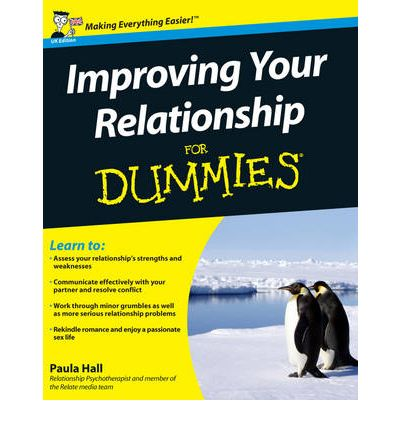 Relationship For Dummies Book