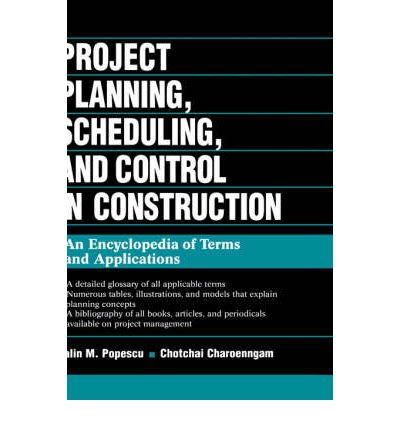 project planning and control book pdf