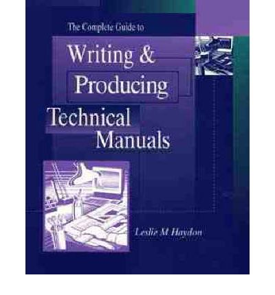 Online Technical Writing: Contents