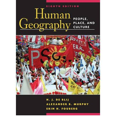 Human geography | All Books For Free Download
