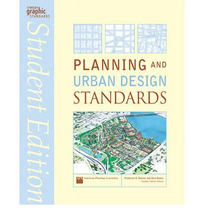 Planning and urban design standards american planning association 9780471760900 Urban planning and design for the american city