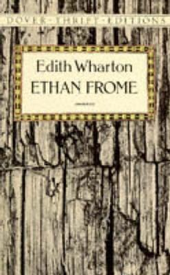 An analysis of the book ethan frome by edith wharton