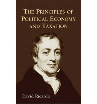 The Priciples of Political Economy