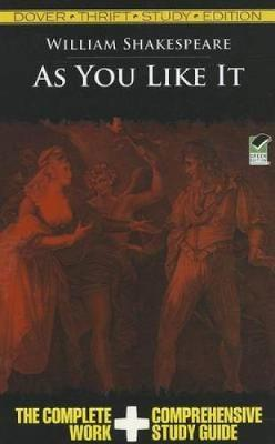a summary of as you like it by william shakespeare William shakespeare's as you like it, is a comedy thought to have been written  in 1599 it follows the story of rosalind, a heroine fleeing persecution the play.