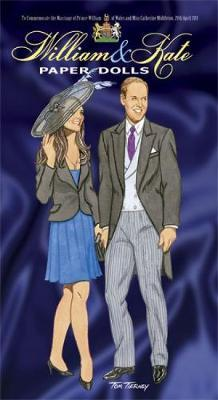 William & Kate Paper Dolls