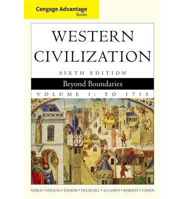 Cengage Advantage Books: Western Civilization: v. 1