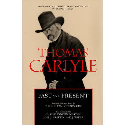 Carlyle charlotte edition essay historical norman strouse thomas writings