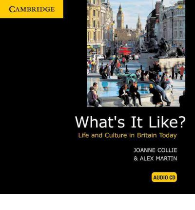 What's It Like? Audio CD