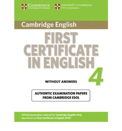 Download Ebook Cambridge First Certificate In English 4 For Updated Exam Student S Book Without Answers PDF By Pdf Epub Mobi Text Images Music