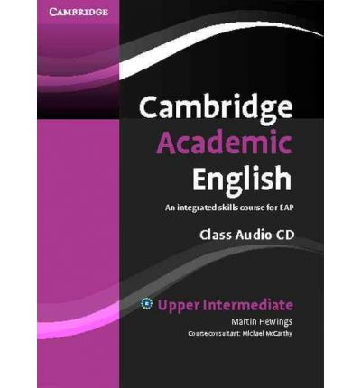 Cambridge Academic English B2 Upper Intermediate Class Audio CD
