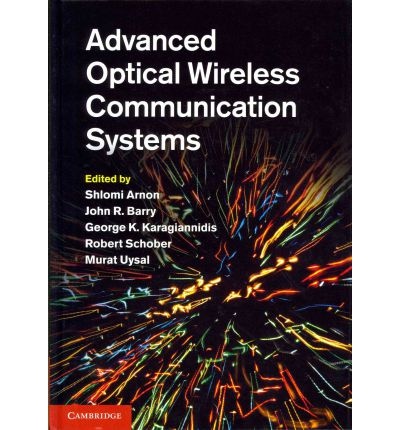 Advanced Optical Wireless Communication Systems