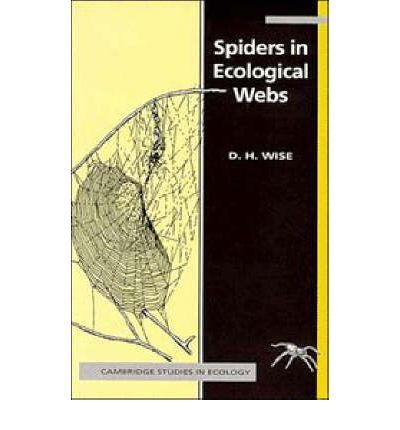 Free download ebooks for j2me Spiders in Ecological Webs by David H. Wise 9780521325479 ePub