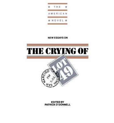 new essay on the crying of lot 49