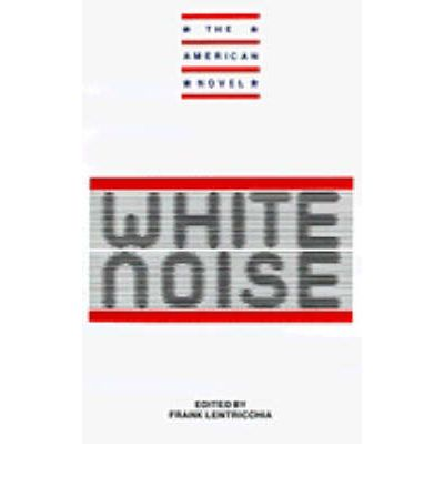 new essays on white noise Browse and read new essays on white noise new essays on white noise bargaining with reading habit is no need reading is not kind of something sold that you can take.