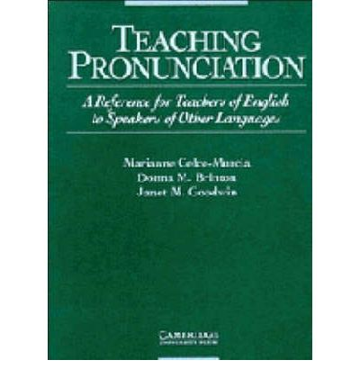 teaching pronunciation celce murcia pdf