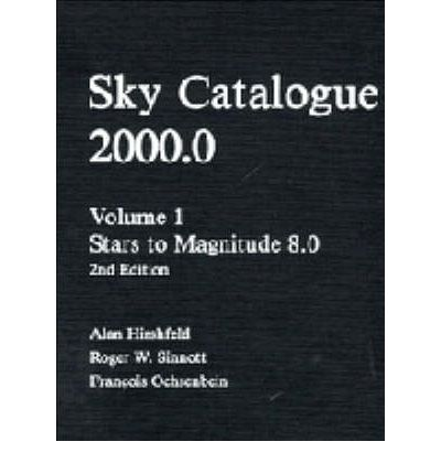 Sky Catalogue 2000.0: Volume 1: Stars to Magnitude 8.0 v. 1