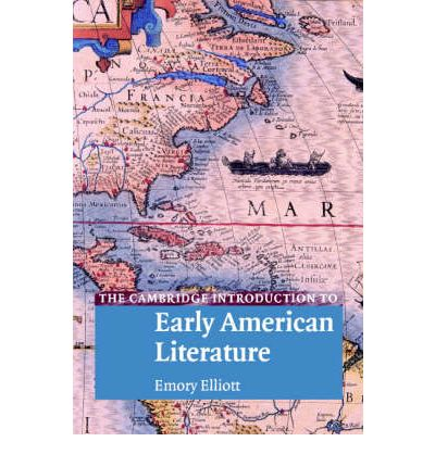 themes in early american literature Early american and colonial period to 1776  literature 1991  acknowledgements  american prose since 1945:.
