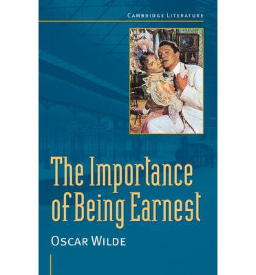 a review of oscar wildes book importance of being earnest The importance of being earnest - ebook written by oscar wilde read this book using google play books app on your pc, android, ios devices download for offline reading, highlight, bookmark or take notes while you read the importance of being earnest.
