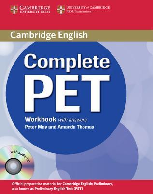 Griffin Moss: Complete PET Workbook With Answers With ...