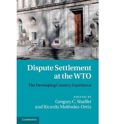 exam law of the wto European university institut e department of law the effectiveness of the wto dispute settlement system: a statistical analysis arie reich eui working paper law 2017/11.