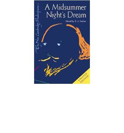 new criticism and deconstruction in the play a midsummer nights dream by william shakespeare A midsummer night's dream a midsummer night's dream by william shakespeare paperback $599 midsummer night's dream (new folger library shakespeare).