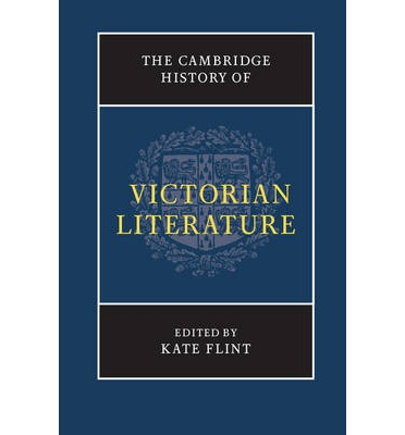 Google Downloader für vollständige Bücher The Cambridge History of Victorian Literature (Deutsche Literatur) iBook by Kate Flint"