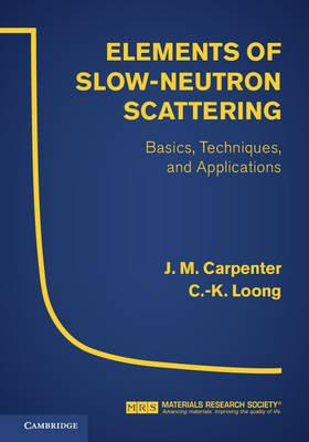 neutron scattering theory instrumentation and simulation dating
