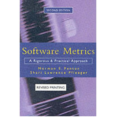 Software Metrics : Norman E. Fenton : 9780534954253