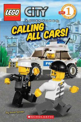 Lego City Adventures: Calling All Cars!