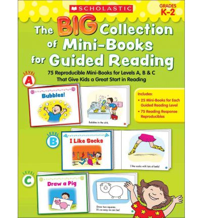 The Big Collection of Mini-Books for Guided Reading