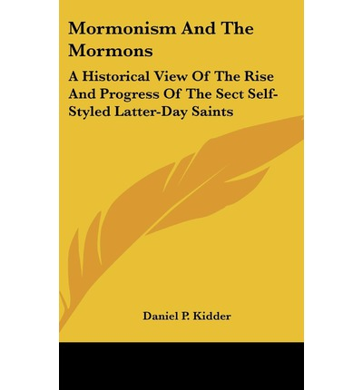 the mormon family essay
