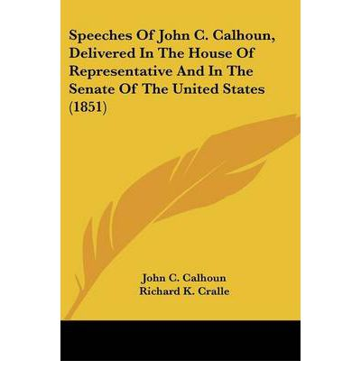 william seward john calhoun and daniel Read the three speeches about the compromise of 1850, one penned by william seward (a powerful new york politician), one by john c calhoun, and one by daniel webster two are against the bill (seward from an abolitionist perspective and calhoun from that of slavery), and one is in favor of clay's bill (webster.