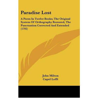 the concept of free will in paradise lost a poem by john milton Paradise lost by john milton - full audiobook   greatestaudiobookscom - paradise lost is an epic poem in blank verse by the 17th-century english poet john m.
