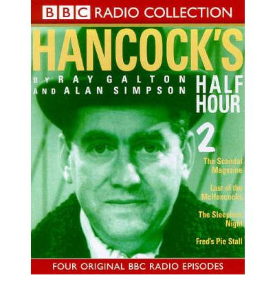 *HANCOCK'S LAST HALF HOUR ~ HEATHCOTE WILLIAMS 1ST DJ 1977 - LTD ED - SCARCE*