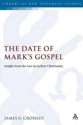 Dating mark gospel