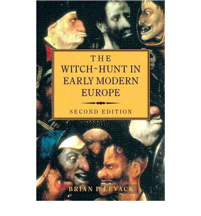 witchcraft and demonology in early modern europe (demons, spirits, witches, volume ii)  and conflicts of popular belief systems,  judeo-christian mythology and demonology in medieval and modern europe.