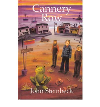 a literary analysis of cannery row by john steinbeck Find great deals on ebay for cannery row steinbeck shop with confidence skip to main content ebay:  vintage cannery row john steinbeck (paperback, 1963) from non smoking home see more like this cannery row by john steinbeck (2002, paperback) brand new $1319 buy it now free shipping.