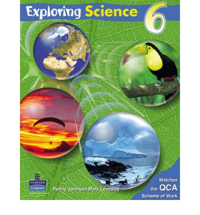Exploring Science Pupils Book 6