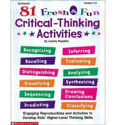 exercises in critical thinking skills