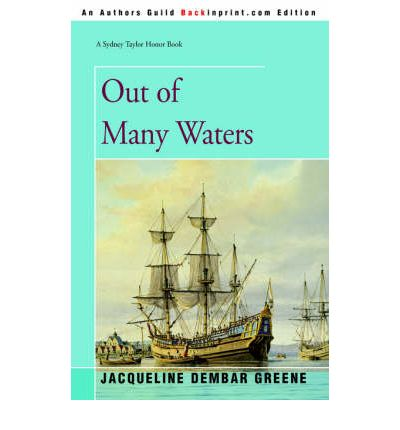 an analysis of the book out of many waters by jacqueline green Macmillan children's 22k likes many waters—meg amazon barnes and noble books-a-million powells indiebound me first idea was make the book out of.