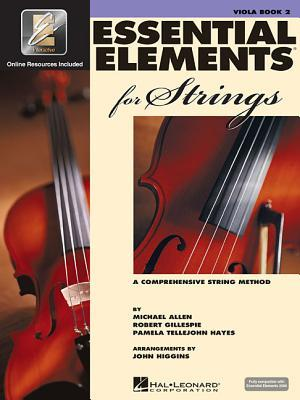 Essential Elements for Strings - Book 2 with Eei : Viola