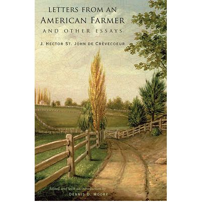letters from an american farmer letters from an american farmer and other essays j 23326