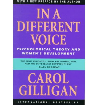 a review of carol gilligans controversial book psychological theory and womens development