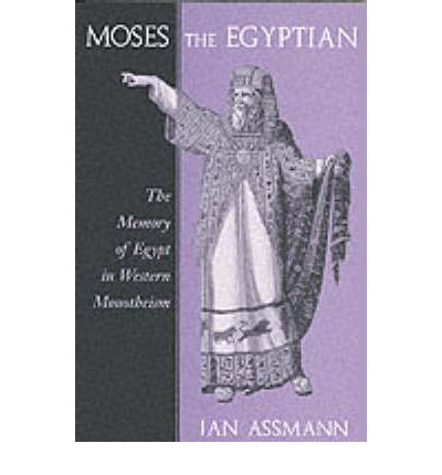 Moses the Egyptian