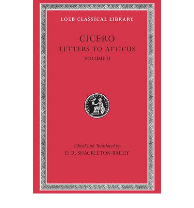 Letters to Atticus: v. 2