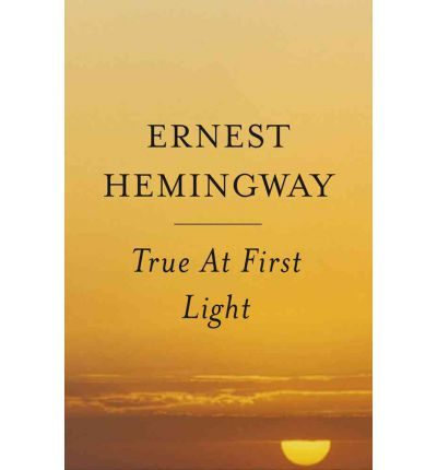 the symbolism in the light of the world by ernest hemingway A clean, well-lighted place by ernest hemingway home / symbolism, imagery, allegory the hemingway suggests that only the light of a pleasant café.