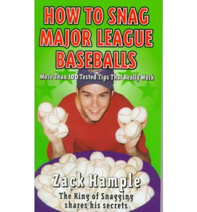How to Snag Major League Baseballs