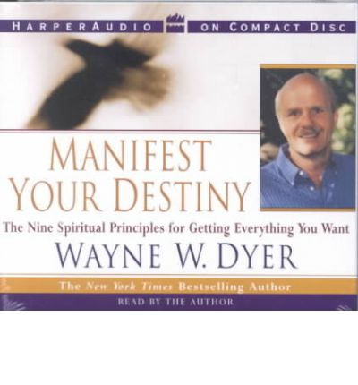 Manifest Your Destiny CD