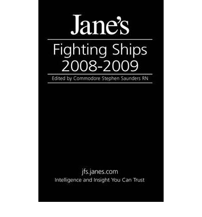 Jane's Fighting Ships  2004-2005 Edited by Commodore Stephen Saunders RN