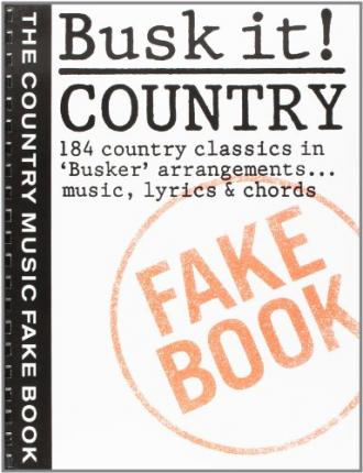 busk it country fake book download pdf epub kindle